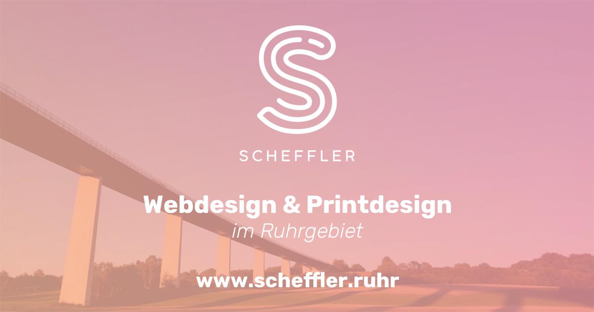 Florian Scheffler Webdesign Printdesign In Mülheim An